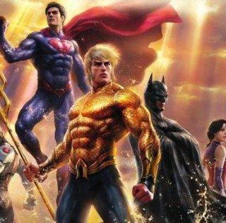Selfdestruction – Episodio 13 – Reseña – Justice League: Throne Of Atlantis.