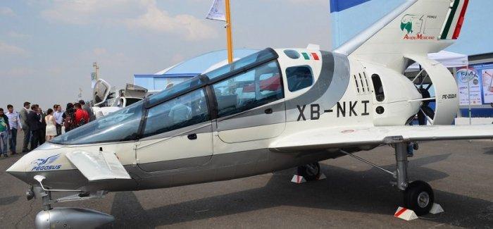 [Tecnologia] Este es el nuevo avión hecho en México: Pegasus PE-210A