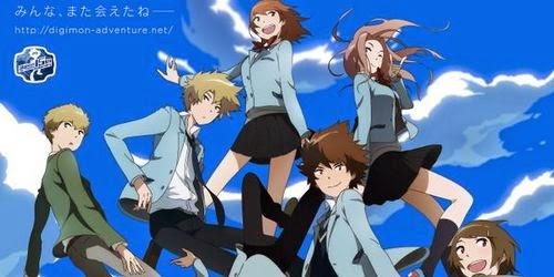 [Anime/Cine] Y Ya no habra Anime de Digimon Tri. Pero si Películas