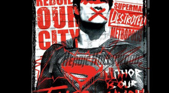 [Cine/Comics] Sale sinopsis oficial de Batman v Superman: Dawn of Justice.