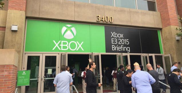 [Juegos] E3. Conferencia de Microsoft