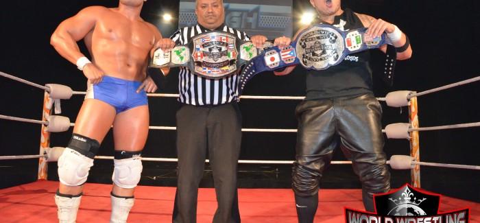 """[Deportes] WWL: """"Seguiré siendo el Campeón de las Américas, por las buenas o por las malas"""" El Latino Dorado Joe Bravo"""