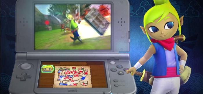 [Juegos] Hyrule Warriors anunciado para 3DS