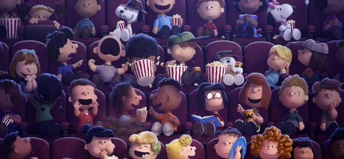 """[Cine] Nuevo poster de la película """"The Peanuts Movie""""."""