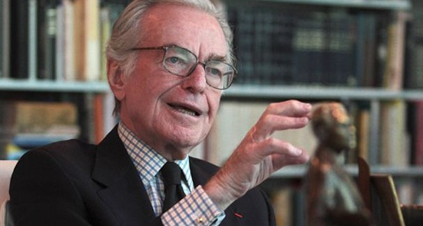 [TV] Adios, Jacobo Zabludovsky [1928-2015]