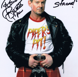 "[Deportes] ""Rowdy"" Roddy Piper Fallece"
