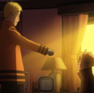 [Cine] 3 minutos de Boruto: Naruto the movie.