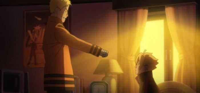 [Cine] 3 minutos de Boruto: Naruto the movie.