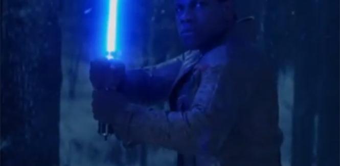 [Cine] Vean la sorpresa que trae el nuevo trailer de Star Wars: El despertar de la fuerza.