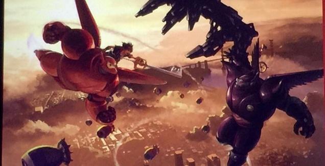 [Juegos] 6 Grandes Heroes sera un mundo en Kingdom Hearts 3