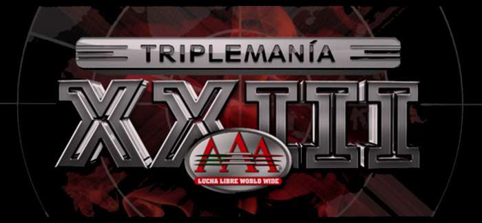 [Deportes] AAA Triplemania XXIII. Resultados