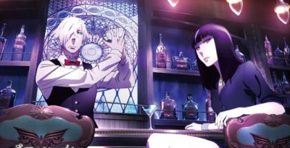 Death Parade Decim y Chiyuki