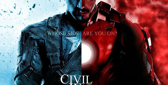 [Cine/Comics] Sale video filtrado de Captain América: Civil War.