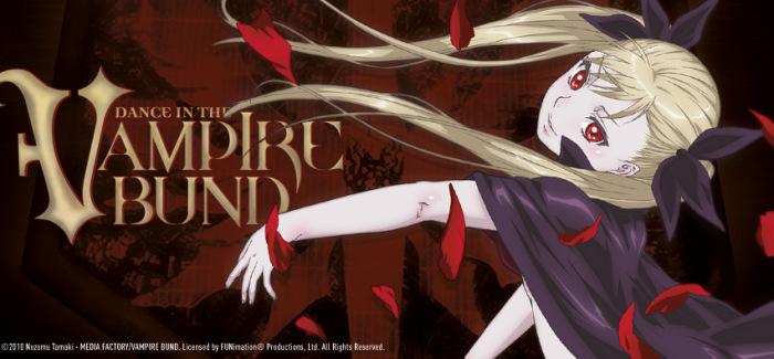 [Anime del Mes] Bailando con Vampiros/Dance in the Vampire Bund.