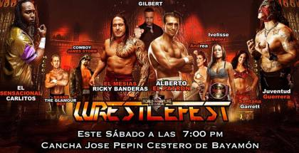 Cartel Wrestlefest