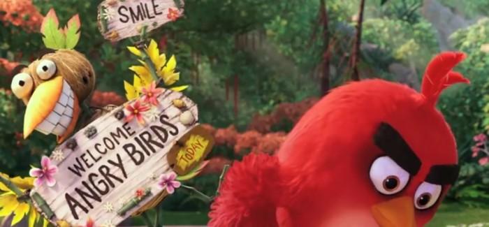 [Cine/Juegos] La película de Angry Birds ya viene, ¿Quién irá a verla?