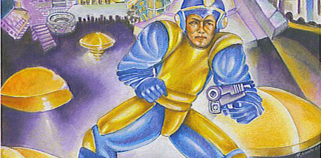 [Cine/Juegos] ¿Mega Man al cine?, ¿que podría malir sal?