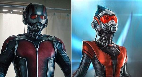 [Cine/Comics] Ant-Man 2 y Black Panther para 2018, Captain Marvel para 2019.