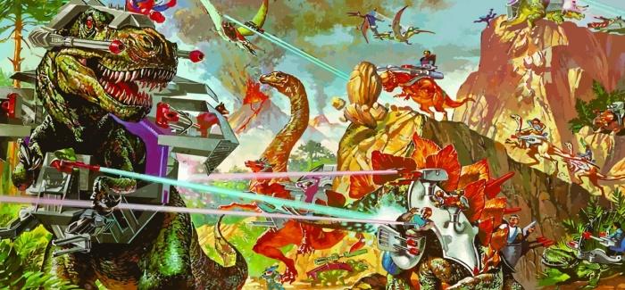 [¿Guat?] Dino-Riders podría regresar al cine (y que otros juguetes me gustaría ver)