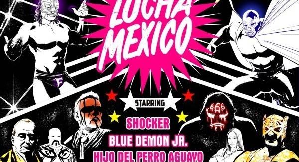 [Deportes/Cine] Lucha México. Documental de la Lucha Libre