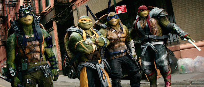 [Cine] Aqui esta el nuevo trailer de la segunda pelicula de las Tortugas Ninja