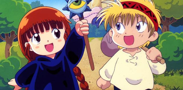 [Anime del Mes] Los Caballeros de Kodai (Mahoujin Guri Guru)