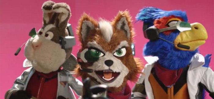 [Juegos] Nuevo Trailer de Star Fox Zero
