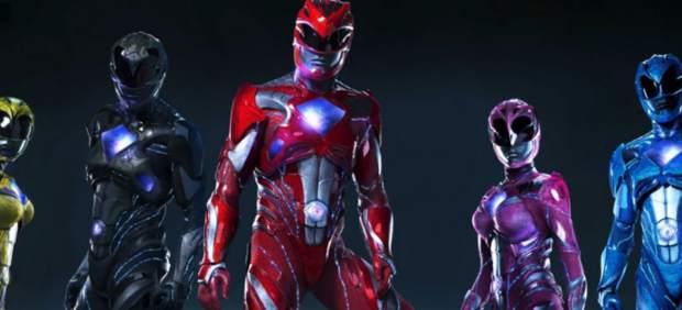 [Tokusatsu] Estos son los nuevos trajes de Los Power Rangers.