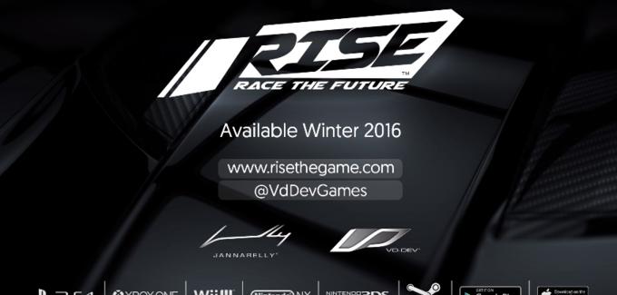 [Juegos] Rise: Race the future anunciado… Incluyendo el NX