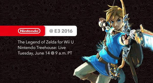 [Juegos] Nintendo Revela sus planes del E3
