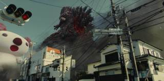 [Japonadas] Godzilla se enfrenta al monstruo Parcoala en comercial.
