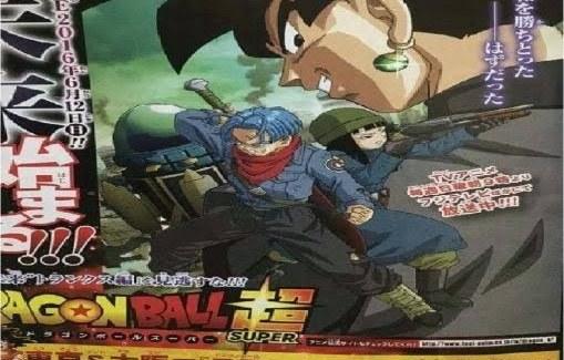 [Anime] Nuevos datos de la nueva saga de Dragon Ball Super.