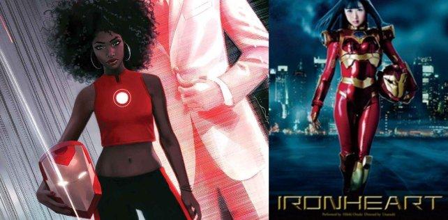 [Comics/Guat?] Nueva Ironman tiene nombre de película porno.