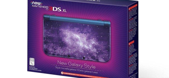 [Juegos] Nintendo anuncia un nuevo color para el New Nintendo 3DS XL