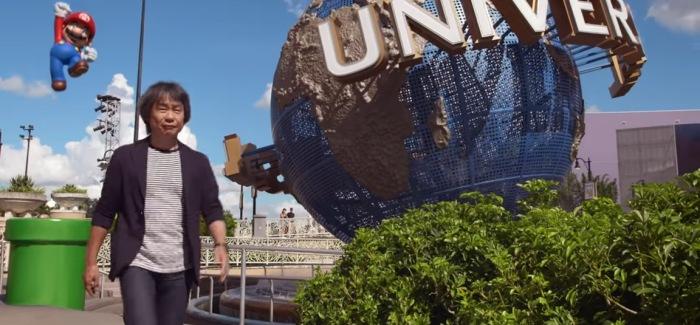 [Juegos/Entretenimiento] Ya se hace oficial la alianza Universal y Nintendo