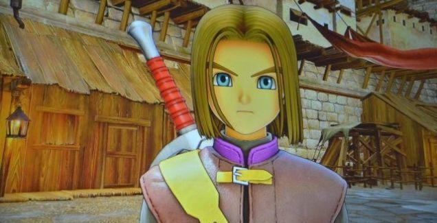 [Juegos] Nuevo trailer de Dragon Quest XI