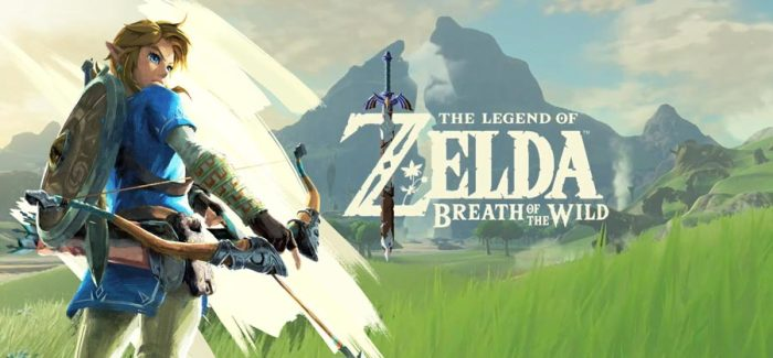[Juegos] Aqui los nuevos videos de The Legend of Zelda Breath of the wild