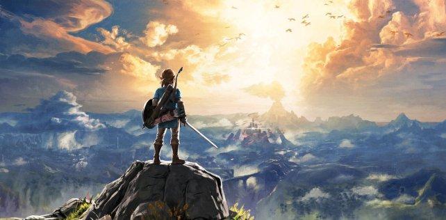 [Juegos] Vean todo lo que tiene la edición Limitada de Zelda: Breath of the WIld