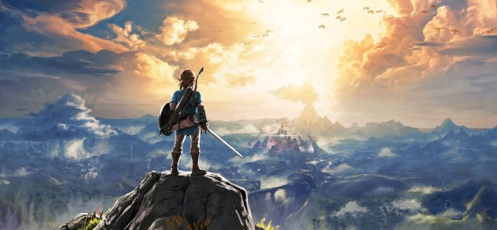 [Juegos] Vean los vídeos de como hicieron The Legend of Zelda: Breath of the Wild