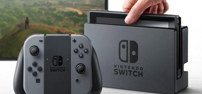 [Juegos] Resumen de la presentación del Nintendo Switch