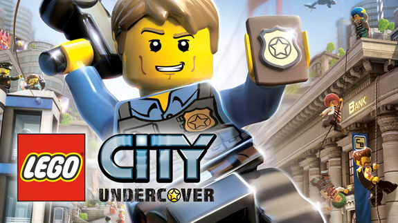 [Juegos] Trailer del Port de Lego City Undercover