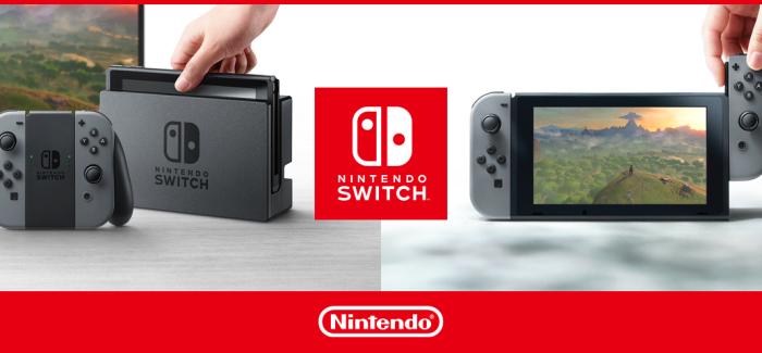 [Juegos] Vean los comerciales de Nintendo Switch