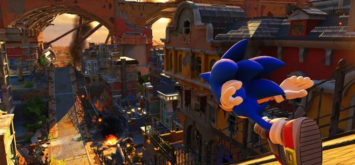 [Juegos] Sonic Forces el nuevo titulo de Sonic