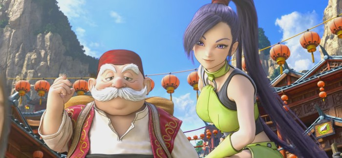 [Juegos] Dragon Quest XI: Echoes of an Elusive Age viene a Occidente en 2018