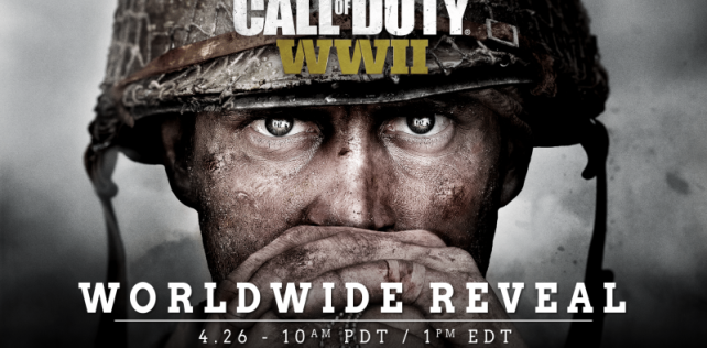[Juegos] Primer Trailer de Call of Duty: WWII