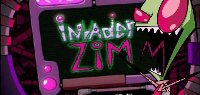 [TV] Regresa Invasor Zim como película para televisión.