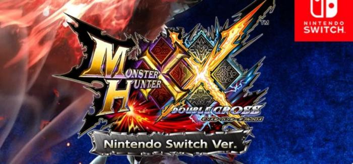 [Juegos] Monster Hunter XX para Switch anunciado