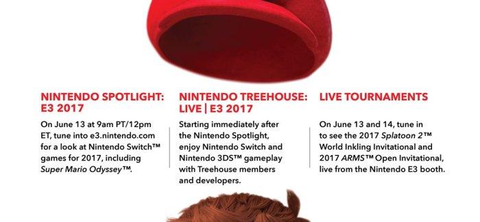 [Juegos] Los planes de Nintendo para el E3 revelados