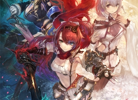 [Juegos] Nights of Azure 2: Bride of the new Moon viene para América
