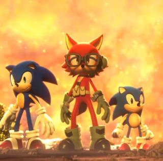 [Juegos] Nuevo Trailer de Sonic Forces